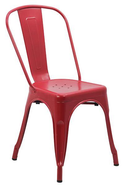 Scaun bucătărie SCB 597 - Roșu