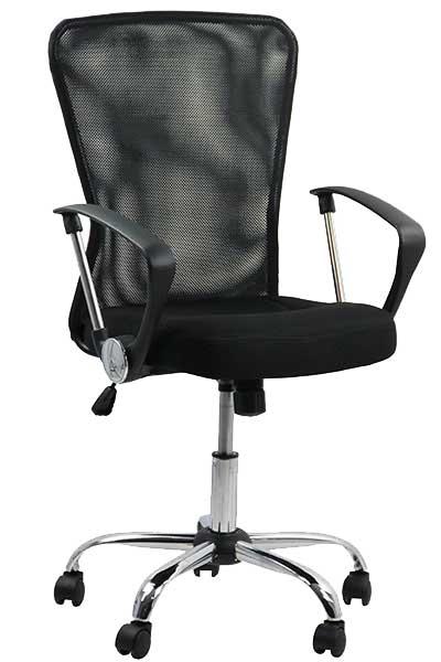 scaune-birou SIB 622-negru-1