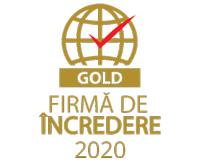 Logo gold 2020 firma de incredere - TopScaune: Magazin Online de Scaune
